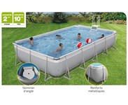 Piscine hors sol Kit Easy